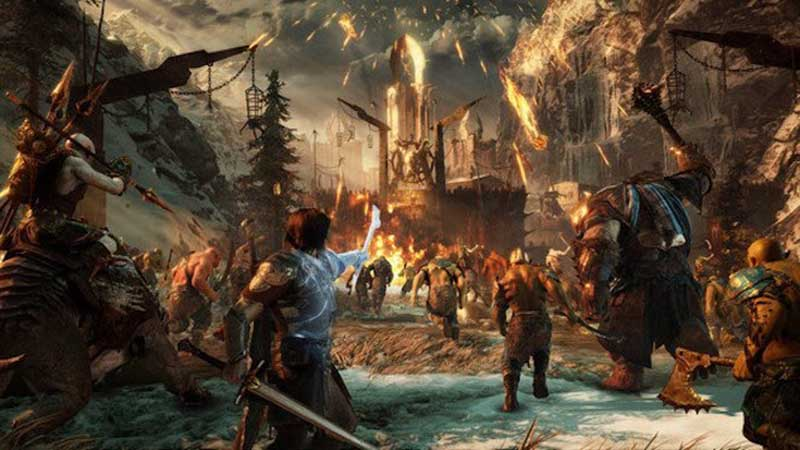 Middle-earth: Shadow of War Obten actualizaciones gratuitas, eliminando microtransacciones