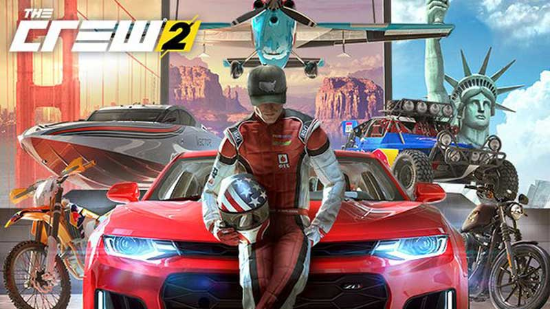 The Crew 2 full para pc