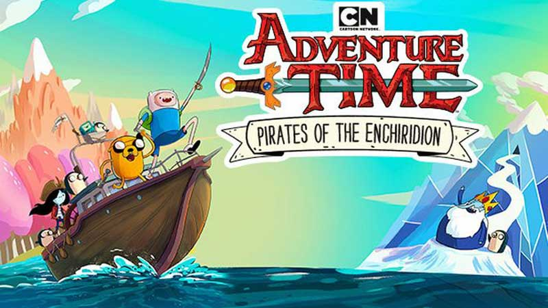 Adventure Time: Pirates of the Enchiridion descargar full