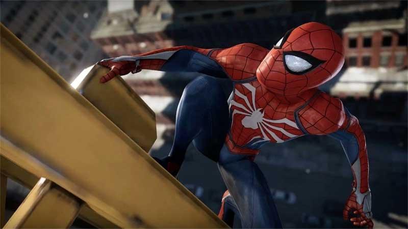 Spider-Man 2018 dePlayStation 4 se burla de un nuevo tipo de enemigo?