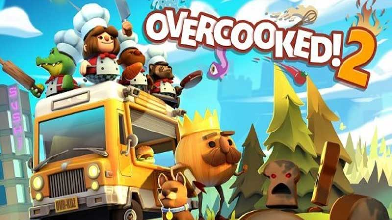 Overcooked 2 FULL descargar