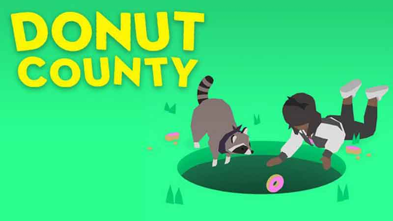 Descargar Donut County full para pc gratis
