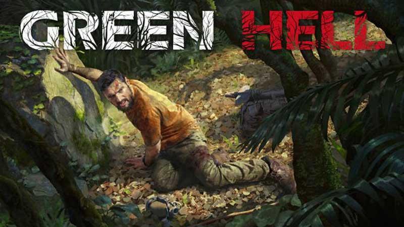 Descargar Green Hell FULLA Y GRATIS para pc
