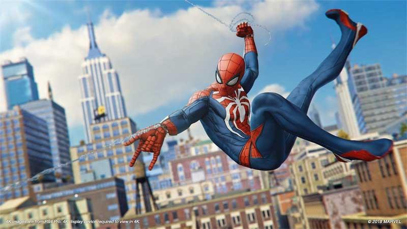 Spider Man PS4 lanza un nuevo tráiler de lanzamiento (ENTERATE)