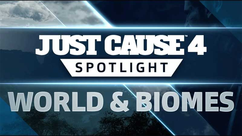 Just Cause 4 nuevo trailer