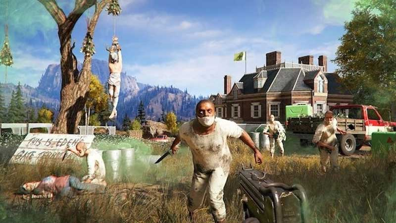 Far Cry 5 agrega  Nuevo Game Plus, nivel de dificultad «infame»