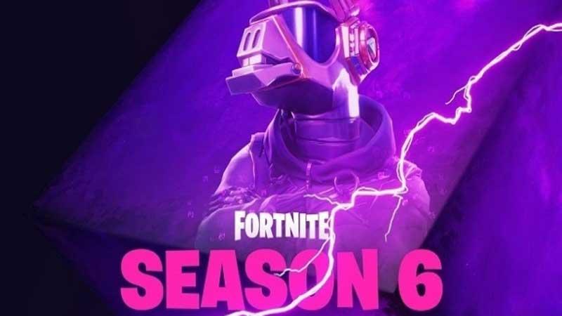 Temporada 6 Fortnite imagen revelada