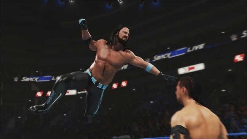 WWE 2K19 trailer full