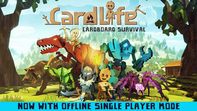 Descargar CardLife Cardboard Survival para pc full por mega
