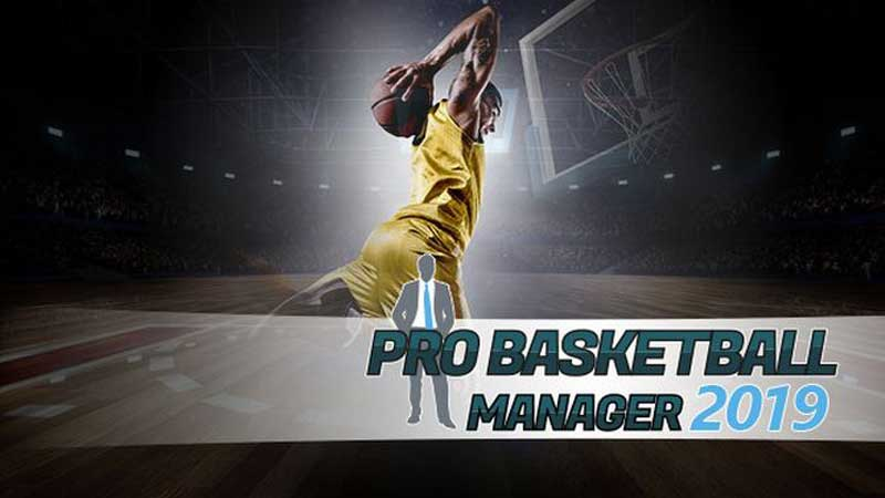Descargar Pro Basketball Manager 2019 | Para PC / FULL /POR MEGA