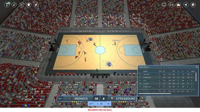Descargar Pro Basketball Manager 2019 para pc full por mega