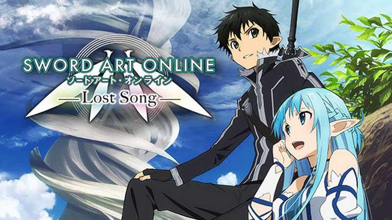 Descargar Sword Art Online Lost Song para pc full por mega