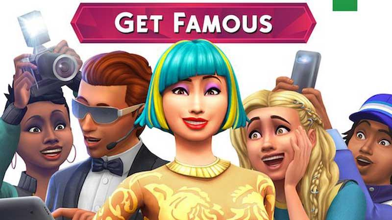 Descargar The Sims 4 Get Famous Para pc full por mega 2018