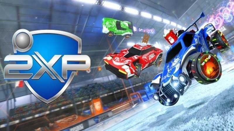 Rocket League regalos navideños 2XP