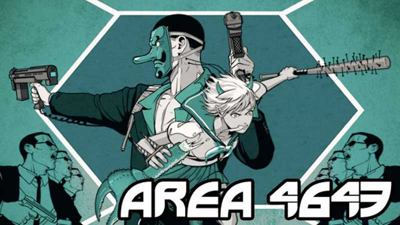 Descargar AREA 4643 full para pc por mega gratis