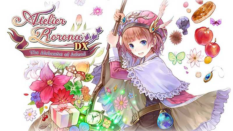 Descargar Atelier Rorona The Alchemist of Arland DX para pc full por mega