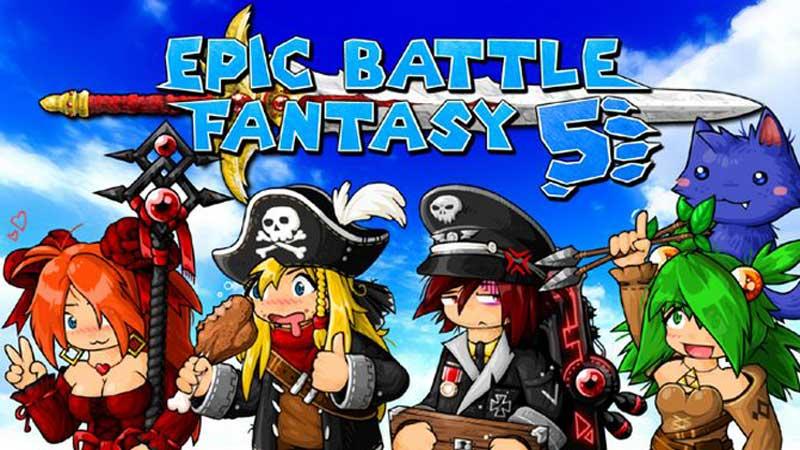 Descargar Epic Battle Fantasy 5 para pc full por mega