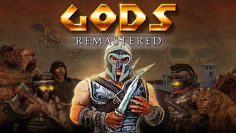 Descargar GODS Remastered para pc full por mega