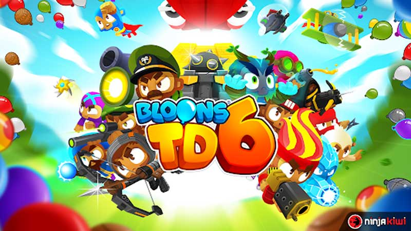 Descargar Bloons TD 6 v7.1 full para android