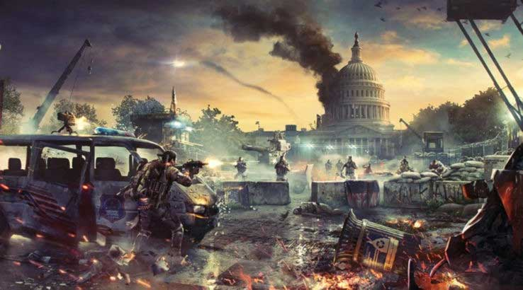Tom Clancy's The Division 2 para pc