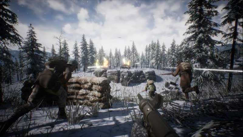 Descargar BattleRush Ardennes Assault para pc full por mega