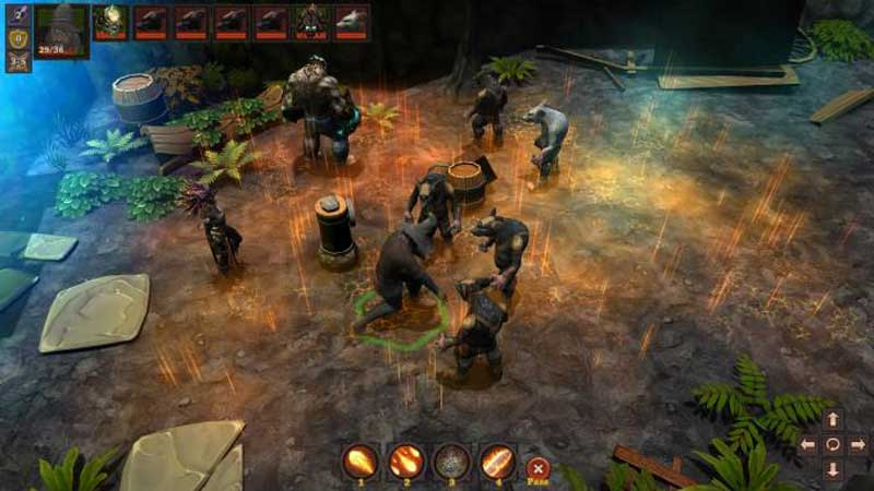 Descargar Guards of the Gate para pc full por mega gratis 2019