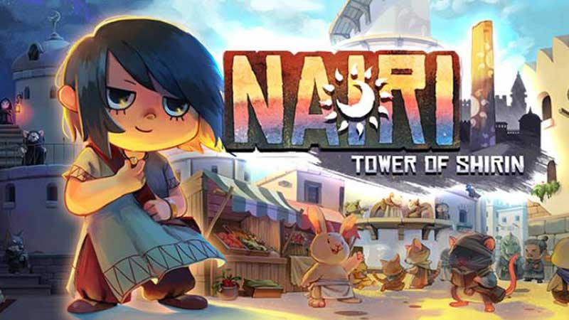Descargar NAIRI Tower of Shirin para pc full por mega